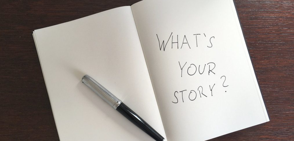 Storytelling ist Geschichten erzählen mit Methode. Was ist Ihre Geschichte? Für Werbung, Journalismus und PR.
